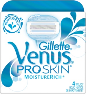 Gillette Venus ProSkin™  MoistureRich cabeça refill