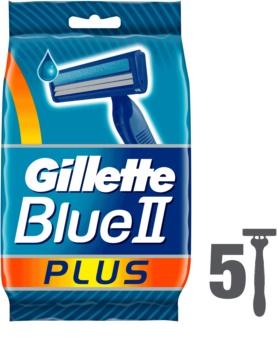 Gillette Blue II Plus lâminas descartáveis