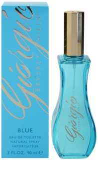 Giorgio Beverly Hills Blue Eau de Toilette für Damen