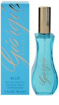 Giorgio Beverly Hills Blue Eau de Toilette για γυναίκες