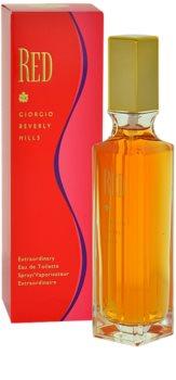 Giorgio Beverly Hills Red toaletní voda pro ženy