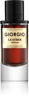 Giorgio Leather perfume unissexo 88 ml