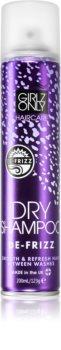 Girlz Only De-frizz сух шампоан  против цъфтене