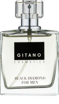 Gitano Black Diamond perfume para hombre 50 ml