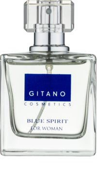 Gitano Blue Spirit perfume para mujer 50 ml