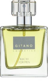 Gitano Rich perfume para hombre 50 ml
