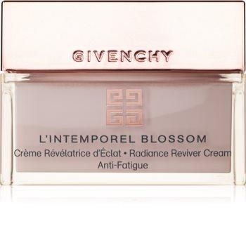 Givenchy L'intemporel Blossom Uppljusande kräm för trött hud