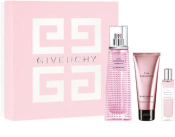 Givenchy Live Irrésistible Blossom Crush Geschenkset I. für Damen