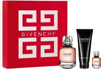 Givenchy L'Interdit confezione regalo II. da donna