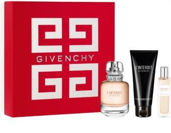 Givenchy L'Interdit coffret III. para mulheres