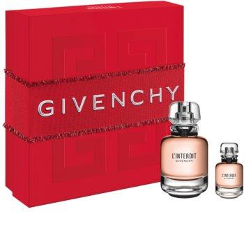Givenchy L'Interdit zestaw upominkowy I. dla kobiet