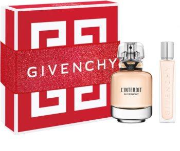 Givenchy L'Interdit zestaw upominkowy II. dla kobiet