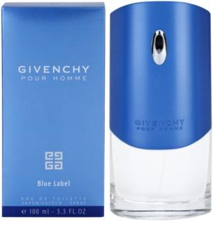 Givenchy Givenchy Pour Homme Blue Label toaletní voda pro muže