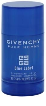 Givenchy Givenchy Pour Homme Blue Label desodorante en barra para hombre 75 ml