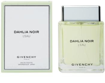 Givenchy Dahlia Noir L'Eau toaletní voda pro ženy