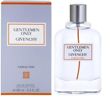 Givenchy Gentlemen Only Casual Chic Eau de Toilette for Men 100 ml