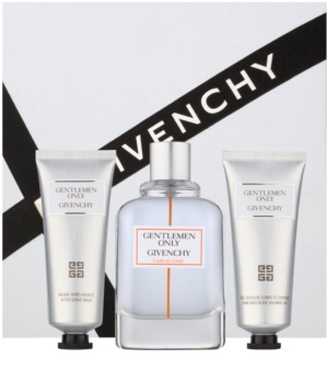 Givenchy Gentlemen Only Casual Chic lote de regalo I.