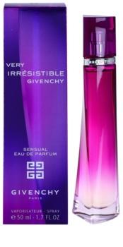 Givenchy Very Irrésistible Sensual eau de parfum para mujer 50 ml