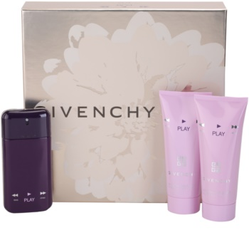 Givenchy Play for Her Intense lote de regalo III