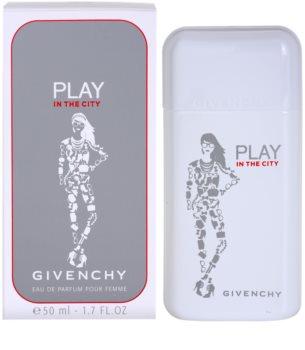 Givenchy Play in The City Eau de Parfum for Women