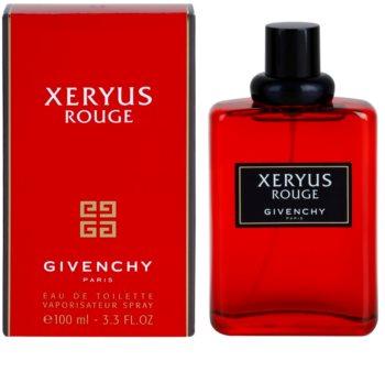 Givenchy Xeryus Rouge eau de toilette uraknak