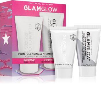 Glamglow Pore-Clearing & Minimizing Set ensemble (pour hydrater la peau et réduire l'apparence des pores)