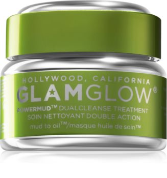 Glamglow PowerMud soin nettoyant double action