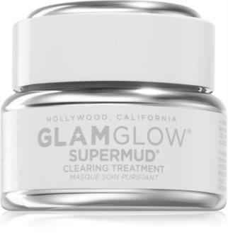 Glamglow SuperMud maseczka oczyszczająca dla doskonałej skóry
