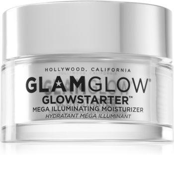 Glamglow GlowStarter aufhellende Tönungscreme mit feuchtigkeitsspendender Wirkung