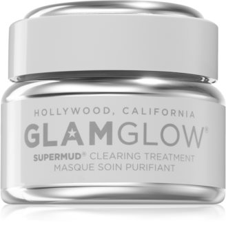 Glamglow SuperMud почистваща маска  за перфектна кожа