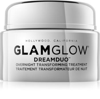 Glamglow DreamDuo crema hidratanta de noapte intensiva