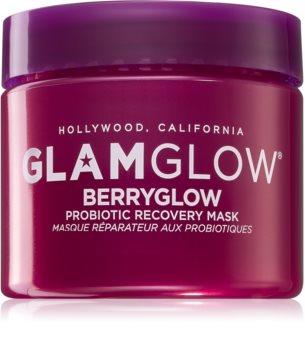 Glamglow Berryglow Probiotic Recovery Mask maschera idratante e illuminante con probiotici
