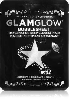 Glamglow Bubblesheet дълбоко почистваща маска