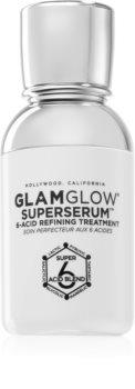 Glamglow Superserum ser facial pentru ten acneic