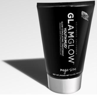 Glamglow YouthMud reinigende Gesichtsmaske mit Tonmineralien für augenblickliche Aufhellung