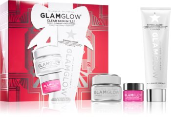 Glamglow Clear Skin in 3,2,1 Cosmetic Set (For Women)