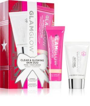 Glamglow Clear & Glowing Skin Duo zestaw kosmetyków dla kobiet