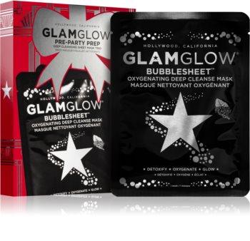 Glamglow Bubblesheet kosmetická sada (pro ženy)