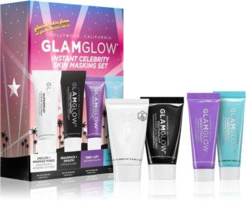 Glamglow Instant Celebrity Skin Masking Set zestaw masek do twarzy (dla kobiet)