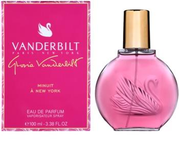 Gloria Vanderbilt Minuit New a Yorkeau de parfum da donna