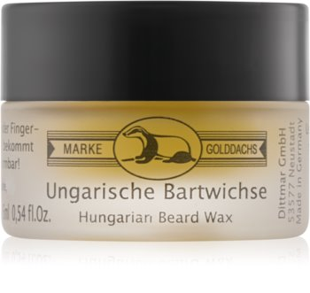 Golddachs Beards Bartwachs
