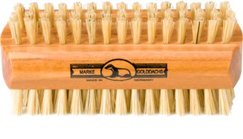 Golddachs Handwaschbürste Brush for Nails