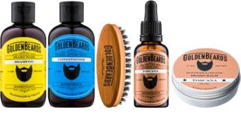 Golden Beards Toscana Cosmetica Set  II. voor Mannen