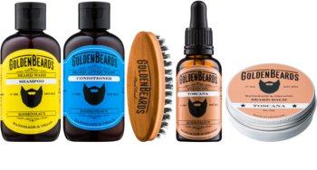 Golden Beards Toscana zestaw kosmetyków II. dla mężczyzn