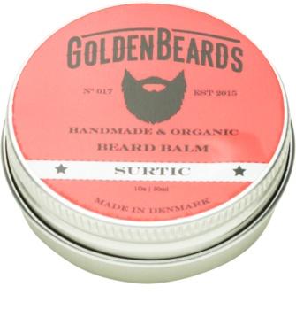 Golden Beards Surtic бальзам для вусів