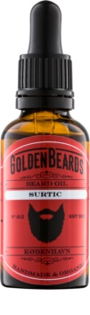 Golden Beards Surtic huile pour barbe