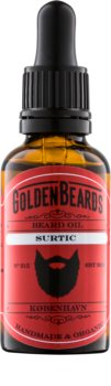 Golden Beards Surtic olej na vousy