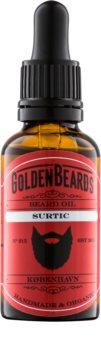 Golden Beards Surtic ulei pentru barba