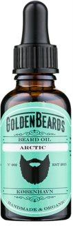 Golden Beards Arctic olej na vousy