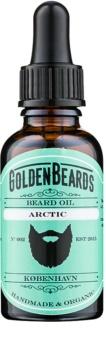 Golden Beards Arctic olio da barba